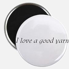I Love a Good Yarn Magnet