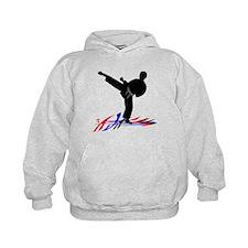 Martial Artist Hoodie
