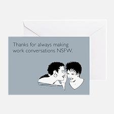 NSFW Greeting Card
