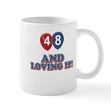 48 and loving it designs Mug