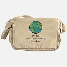 Chmerkovskiy Brothers Messenger Bag