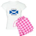 Stirling Scotland Women's Light Pajamas