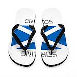 Stirling Scotland Flip Flops
