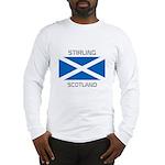 Stirling Scotland Long Sleeve T-Shirt
