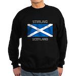 Stirling Scotland Sweatshirt (dark)