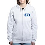 Stirling Scotland Women's Zip Hoodie