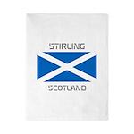 Stirling Scotland Twin Duvet
