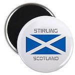 Stirling Scotland Magnet