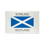 Stirling Scotland Rectangle Magnet (10 pack)