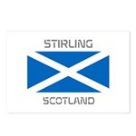 Stirling Scotland Postcards (Package of 8)
