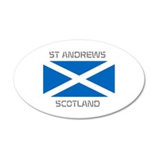 St Andrews Scotland Wall Decal