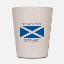 St Andrews Scotland Shot Glass