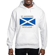 St Andrews Scotland Hoodie