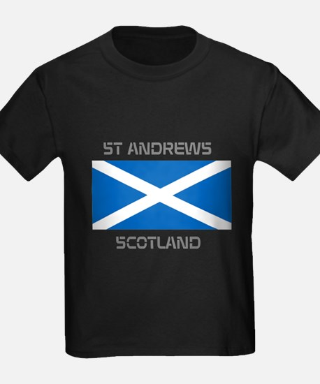 St Andrews Scotland T