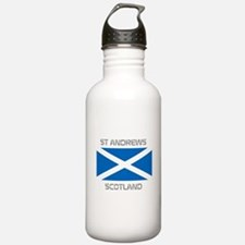 St Andrews Scotland Sports Water Bottle