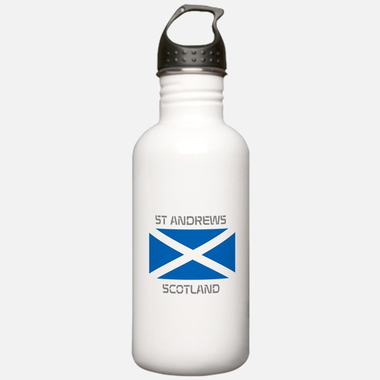 St Andrews Scotland Sports Water Bottle