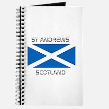 St Andrews Scotland Journal