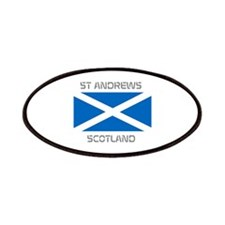 St Andrews Scotland Patches