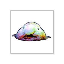 Blobfish, Psychrolutes marcidus Sticker