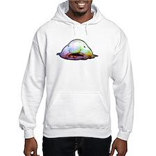 Blobfish, Psychrolutes marcidus Hoodie