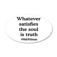 Soul Truth Wall Decal