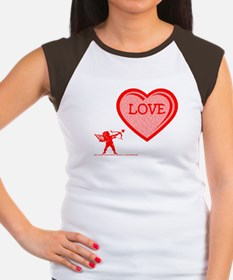 I Love You in Every Language Cap Sleeve T-Shirt