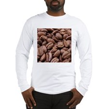 coffee beans Long Sleeve T-Shirt