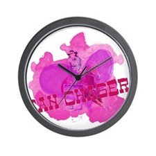 Can Chaser - Barrel Racer Wall Clock