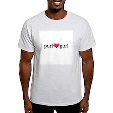 Knitting - Purl Gurl T-Shirt
