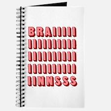 'Zombie Brains' Journal