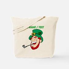 Custom Irish Leprechaun Tote Bag