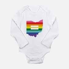 Ohio equality Body Suit