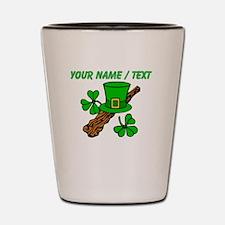 Custom Irish Shalalie Shot Glass