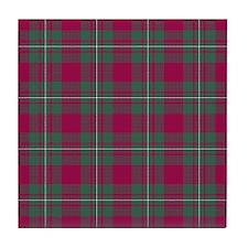 Tartan - MacGregor Tile Coaster