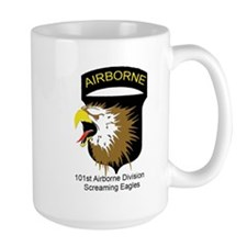 101ST ABORNE DIVISION - SCREAMING EAGLES