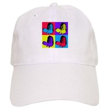 Pop Art Grouper Baseball Cap
