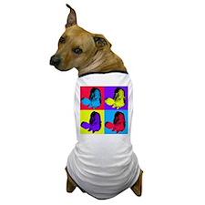 Pop Art Grouper Dog T-Shirt