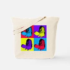 Pop Art Grouper Tote Bag