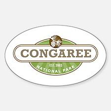 Congaree National Park Decal