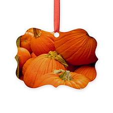 Pumpkin Passion Ornament