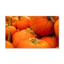 Pumpkin Passion Car Magnet 20 x 12