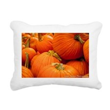 Pumpkin Passion Rectangular Canvas Pillow