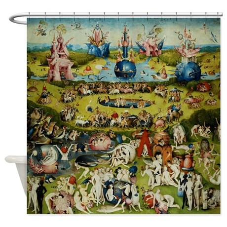 Garden Of Earthly Delights By Hieronymus Bosch S By Pictors