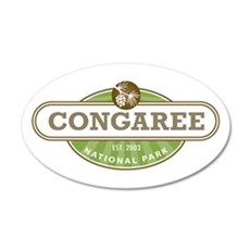 Congaree National Park Wall Decal