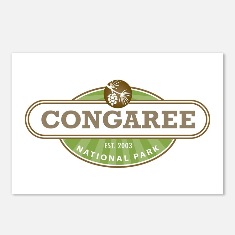 Congaree National Park Postcards (Package of 8)