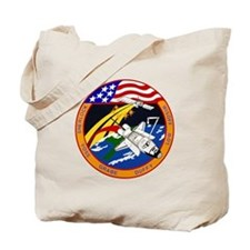 STS-57 Endeavour Tote Bag