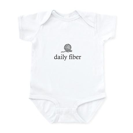 Daily Fiber - Yarn Ball Infant Bodysuit