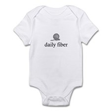 Daily Fiber - Yarn Ball Infant Bodysuit