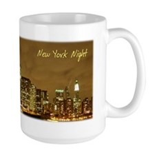 New York Night Mug