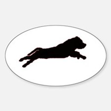 Unique Bull terrier dog Decal
